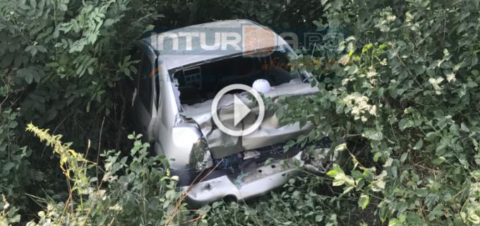 VIDEO: Un nou accident rutier la Turda. Două TIR-uri și doua autoturisme implicate