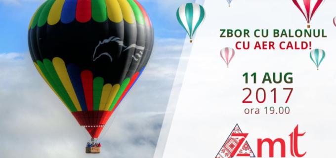 Vezi AICI lista CÂȘTIGĂTORILOR excursiei cu Balonul ZMT