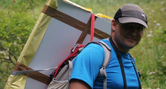 UPDATE activități Junior Ranger – Amenajarea traseului educativ din Rezervatia Scarita Belioara