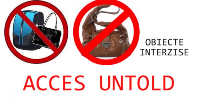 Tot ce trebuie să știi despre ACCES și SISTEMUL DE PLATĂ la UNTOLD 2017