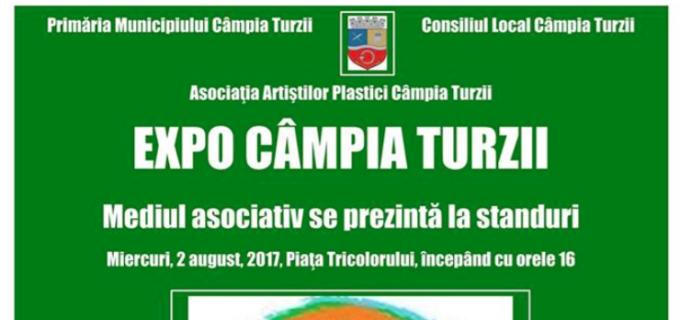 AAP Câmpia Turzii va fi prezentă la standurile EXPO CÂMPIA TURZII –  #ZMCT2017