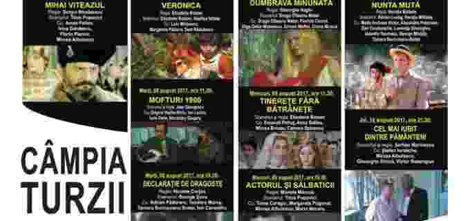 Caravana Filmului Românesc poposește la Câmpia-Turzii