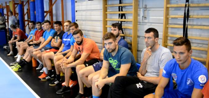 Potaissa Turda, singura echipă care s-a menţinut în Top 5 în ultimele 5 sezoane, a început pregătirea pentru noul sezon