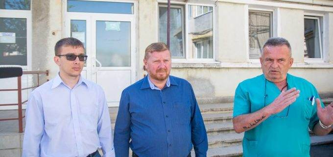 Foto/Video: Spitalul Municipal din Câmpia Turzii are aparat de anesteziat nou!