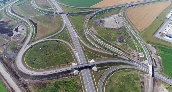 Veste excelentă: s-ar putea ca în octombrie 2017 să circulăm pe autostradă între Turda și Aiud
