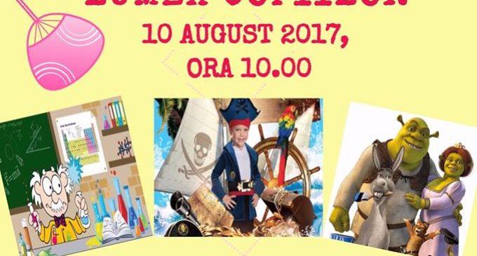Redescoperiţi aventurile din lumea copiilor, alături de bunici și părinţi la Zilele Municipiului Câmpia Turzii