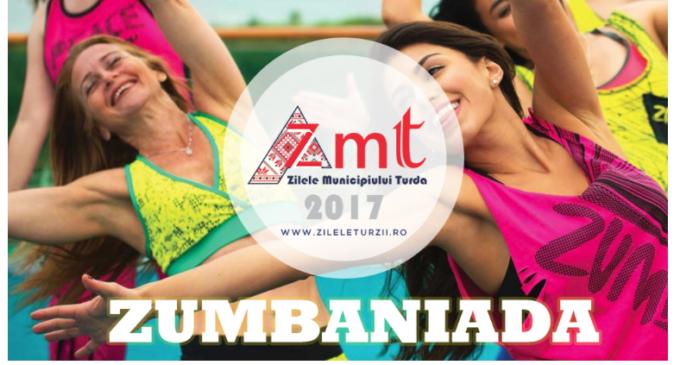 ZUMBANIADA, în premieră la ZMT! Participă și tu la cea mai mare oră de sport!