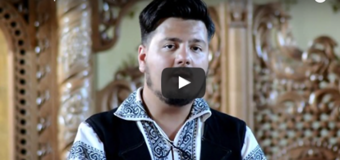 VIDEO: Turdeanul Călin Pop apucă pe calea cântecului cu o compozitie proprie