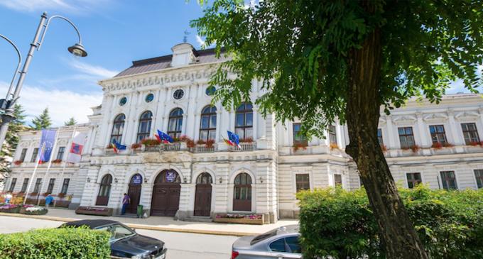 Primăria Turda: Anunt licitatie publica