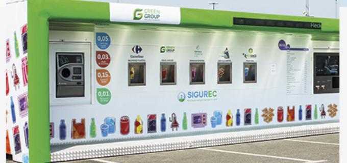 Primaria Municipiului Turda va lansa in premieră stațiile de colectare a deșeurilor pe bază de recompensă, Sigurec City