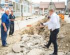 Primarul Dorin Lojigan a depus un nou proiect la Ministerul Dezvoltării. Proiectul vizează asfaltări de străzi, amenajare de trotuare, piste de biciclete, spații verzi și parcări