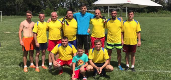 Róbert Szabó transmite felicitări tuturor echipelor care au participat la CUPA MUNICIPIULUI