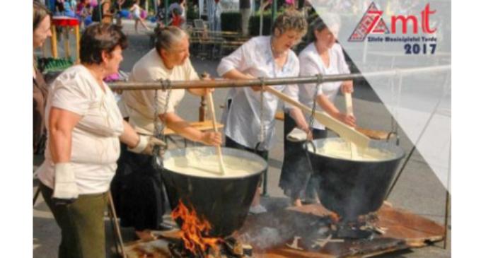 Turdenii vor servi masa de duminică în Parcul Central! Festivalul de Bucătărie Turdeană va doborî un record