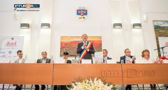 """VIDEO: Primarul Cristian Matei la deschiderea ZMT: """"Anul 2017 este cu siguranță unul special"""""""