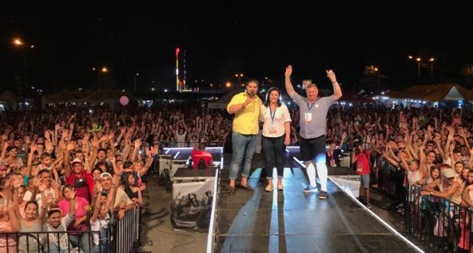 VIDEO: Seară de NOTA 10 la Zilele Municipiului Câmpia Turzii