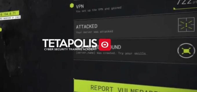 Tetapolis lansează Academia de Training în Sigurantă CIBERNETICĂ