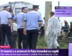 Tragedie pe calea ferată spre Constanta. O mamă s-a aruncat cu copii în fata trenului