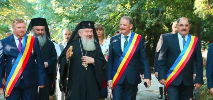 """VIDEO: Comemorarea domnitorului Mihai Viteazul. Matei Cristian: """"Este imperios necesar să acordăm acestui obiectiv importanța cuvenită"""""""