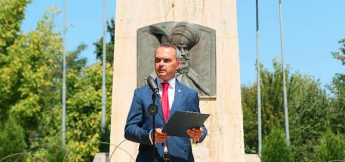Prefectul judetului Cluj, Ioan Aurel Cherecheș, a participat la manifestările dedicate comemorării marelui Voievod Mihai Viteazul