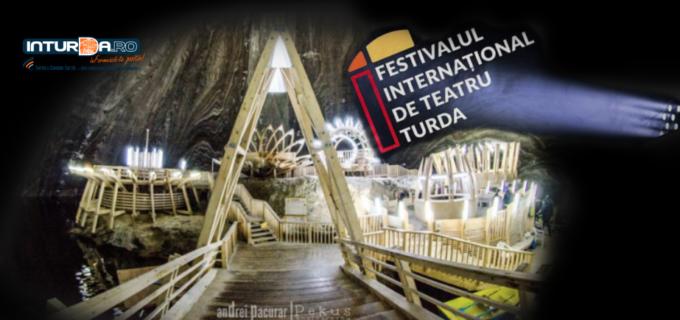 Salina Turda, gazdă pentru Festivalul International de Teatru de la Turda