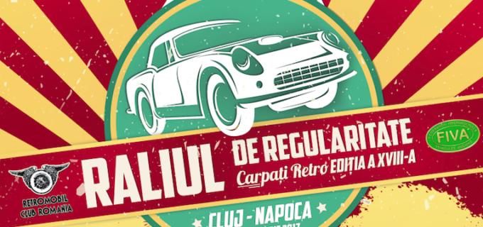 Salina Turda va invita la Raliul masinilor de epoca