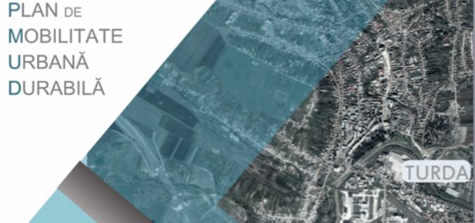 Anunț public: Modernizarea coridorului de mobilitate urbană integrată în zona de est a municipiului Turda