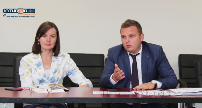 VIDEO: Conferință de presă CAA Turda. Detalii despre planul tarifar pentru perioada 2017-2023