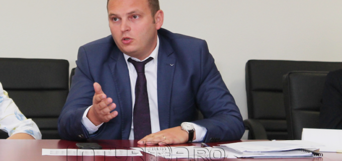 "Directorul CAA, Bogdan Bobic: ""Avem in plan sa construim si la Campia Turzii un sediu civilizat, astfel incat sa avem conditii cat mai bune!"""