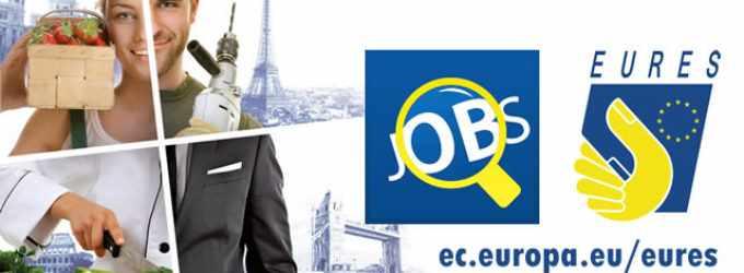 Peste 900 de locuri de muncă disponibile prin intermediul reţelei EURES
