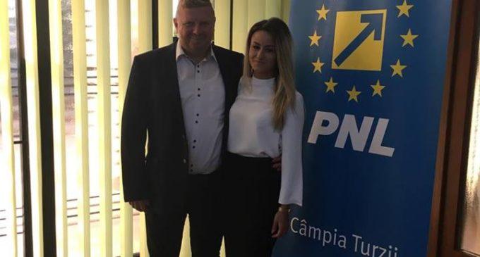 Tinerii PNL Câmpia Turzii și-au ales biroul care va coordona activitatea organizației în următorii 2 ani
