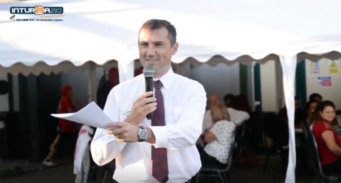 """VIDEO: Ziua Porților Deschise la AGROSEL. Levente Szell: """"Valorile traditionale ne fac pe noi diferiti fată de alti producători"""""""