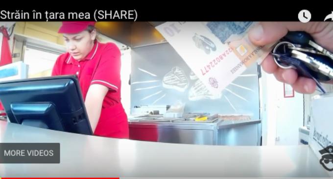VIDEO: Un bărbat a fost refuzat să fie servit la un supermarket pentru că nu vorbește limba maghiară