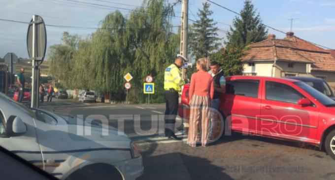Un bărbat din Turda a fost implicat în accidentul de ieri. Vezi aici ce spune IPJ Cluj: