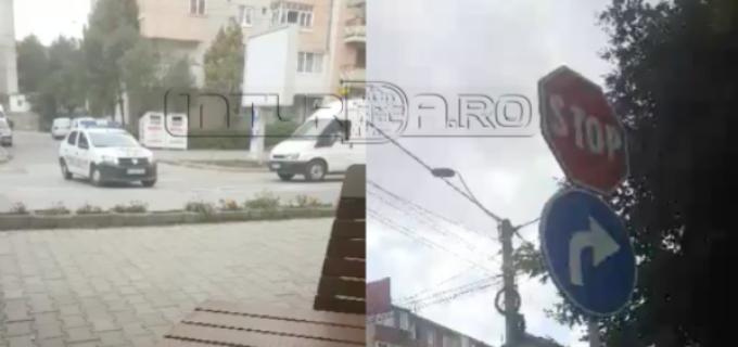 Știrea cititorului – VIDEO: Poliția Locală Turda încalcă legea!