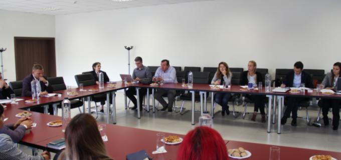 Ședință de lucru la CAA cu reprezentanți JASPERS și AM POIM