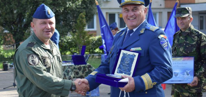 După o viață dedicată serviciului militar, o carieră desăvârșită, a venit momentul trecerii în rezervă…