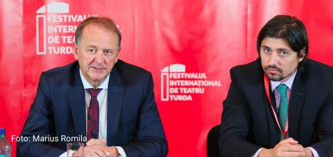 """Primarul Municipiului Turda, Matei Cristian, despre Festivalul de Teatru: """"Acest eveniment va deveni o emblemă a Transilvaniei!"""""""