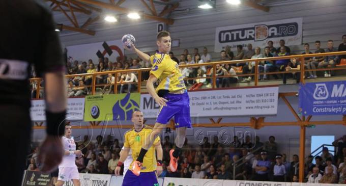 VIDEO/Foto: Potaissa Turda a câștigat categoric cu Odorhei, scor 34-28 (16-9)