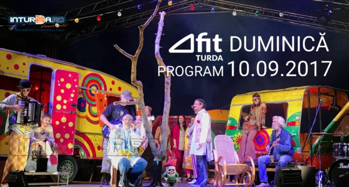 Spectacole de excepție la FIT Turda. Seara se încheie cu un recital de gală al Tenorului Alin Stoica