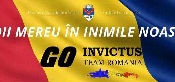 Ștafeta Veteranilor Invictus ajunge luni în Turda!