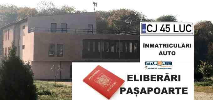 Veste excelentă! La Câmpia Turzii se vor elibera Pașapoarte, PERMISE, Caziere și se vor înmatricula autovehicule