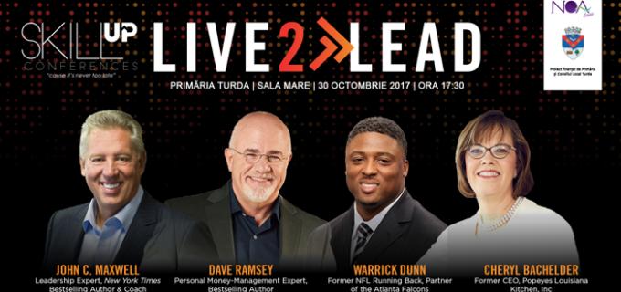 4 experți mondiali în leadership, prezenți la Primăria Turda în videoconferință