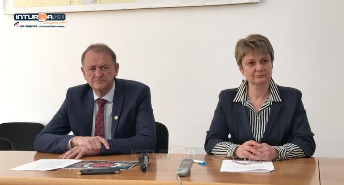 """VIDEO: Lansarea proiectului """"TURDA, ORAȘ INCLUZIV – parteneriat local pentru bunăstarea socială a zonelor marginalizate din municipiu"""""""