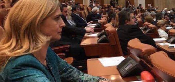 Deputatul PSD Cristina Burciu interpelează Guvernul pe tema modului defectuos de implementare a proiectelor finanţate din FEADR în comuna Viişoara