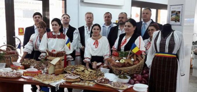 """Mircea Irimie: """"Dragi prieteni, suntem datori cu toții sa promovăm produsele tradiționale românești"""""""