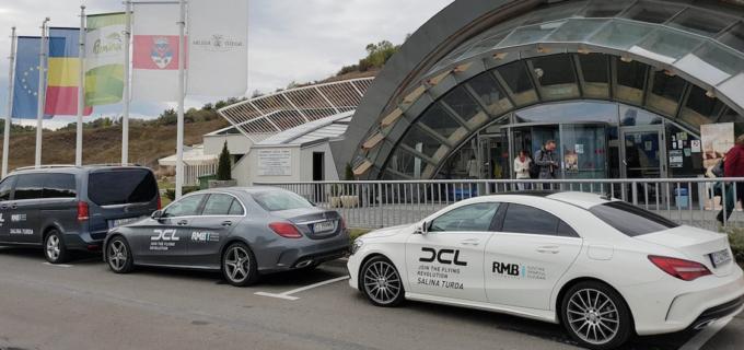 RMB Inter Auto este partenerul oficial al Salinei Turda in organizarea Drone Champions League