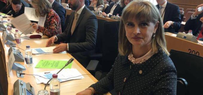 """Deputatul PSD Cluj Cristina Burciu: """"Zestrea obiceiurilor şi tradiţiilor satului românesc poate fi promovată cu succes în spaţiul cultural european"""""""