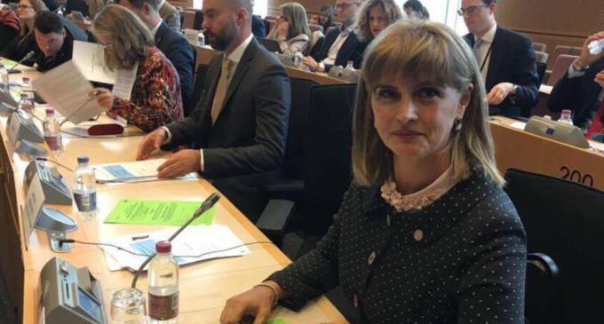 Deputatul PSD Cluj, Cristina Burciu, a participat la dezbateri despre viitorul finanţelor europene în reuniunile inter-parlamentare ale Parlamentului European de la Bruxelles