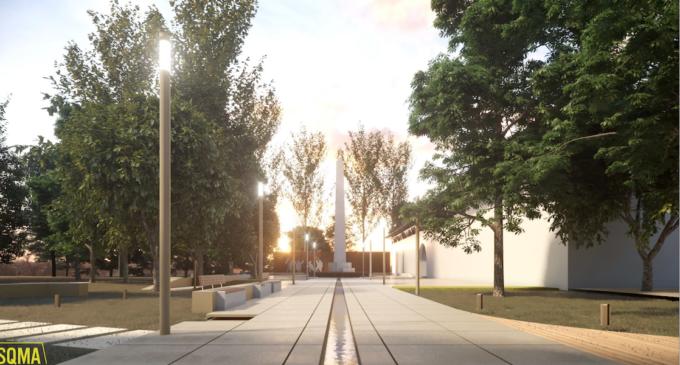 """Astăzi au fost aprobate în consiliul local toate documentațiile în vederea depunerii proiectului """"Regenerarea zonei Obelisc Mihai Viteazu prin crearea unui nou parc public în municipiul Turda"""""""