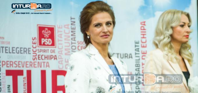 """Deputatul PSD Cluj, Cristina Burciu: """"Programul naţional pentru sportul şcolar, bine venit mai ales pentru copiii din mediul rural"""""""